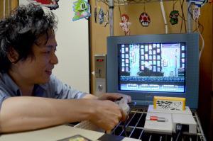 21年ぶり「新作ファミコンソフト」作った男 こだわりのカセット型