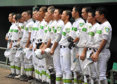 今年の米子東は鳥取大会準々決勝で敗れた