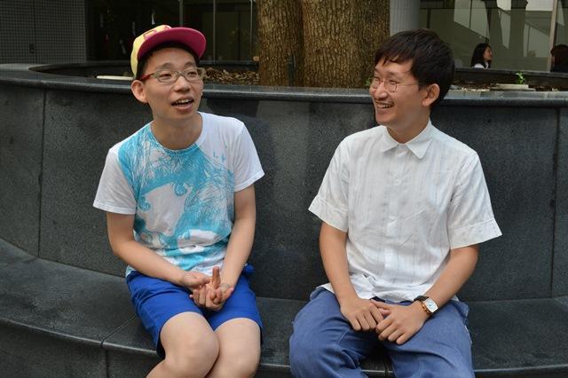 太田さん(右)と井上さん