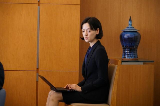 市川実日子さんが演じた尾頭ヒロミ ©2016 TOHO CO.,LTD.