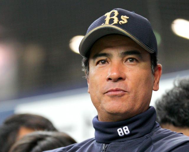 シーズン途中で休養を発表したオリックスの森脇浩司監督