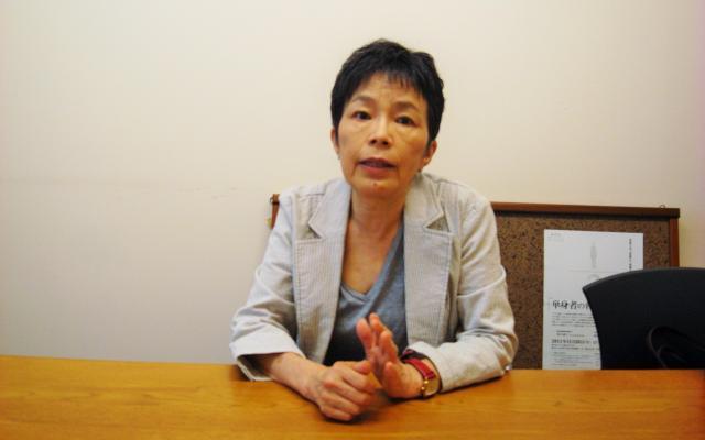 日本女子大名誉教授の岩田正美さん