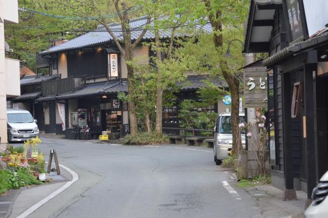 黒川温泉は熊本地震の影響を受けました。旅行先に選ばれたのは、復興支援の意味もあったそうです