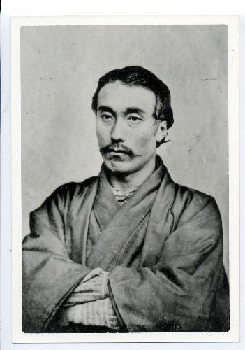坂本龍馬の甥・坂本直寛=土居晴夫さん提供