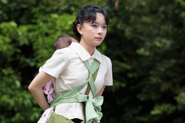 「べっぴんさん」の一場面=NHK提供
