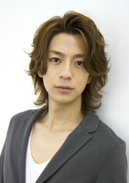 第20回(07年)フォトジェニック賞・理想の恋人賞の三浦翔平さん。「自分をどう見せれば良いかを客観的にわかっていて、コンテストに出る段階から完成されていた」と岡本さん