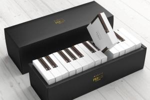 沼津発、お菓子のハーモニーを鍵盤に 地元2...