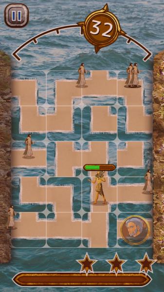 アプリ「モーセの海割り」