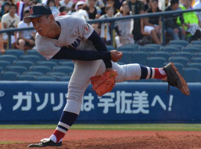 横浜・藤平尚真投手