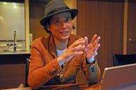 「自分のプラットフォームとしてのウェブマガジンを作りたかった」と話す辻仁成さん
