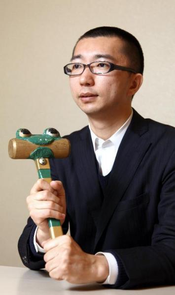 離婚式プランナーの寺井広樹さん
