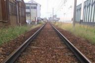 販売される線路のイメージ