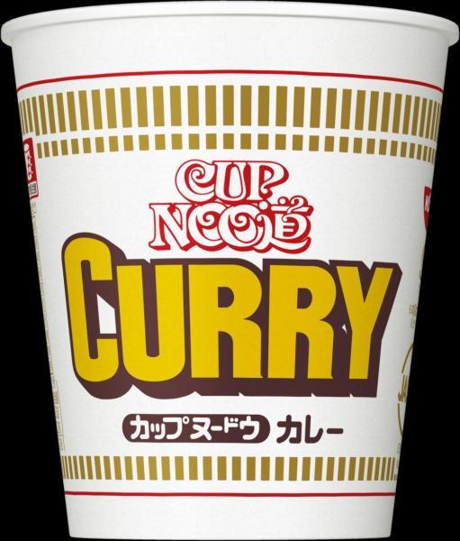 北海道限定パッケージ「カップヌードウ カレー」