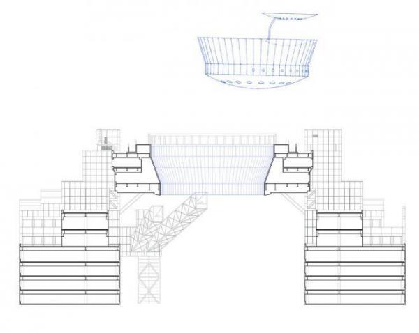 梅田スカイビルに隠された「空中クレーター」と飛び去った宇宙船の設計図