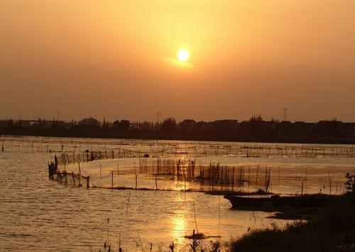 水が豊富で、農業が盛ん