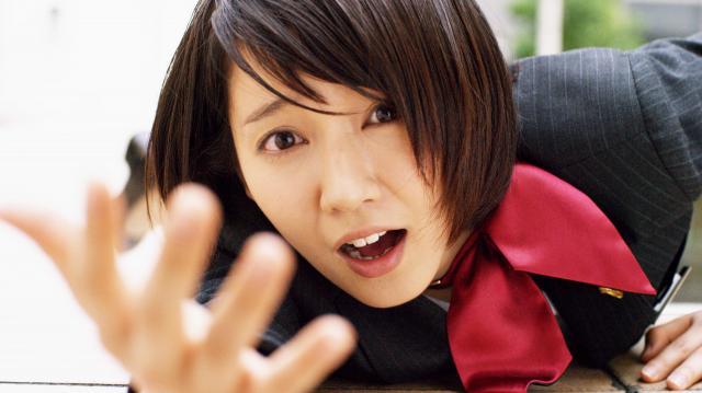 吉岡里帆さんの初主演映画「ハッピーウエディング」=©シュウソン