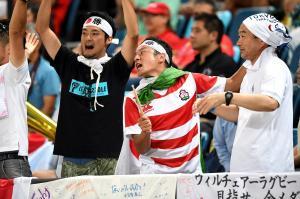 リオパラ15競技見た、観客席の常連 熱い応...