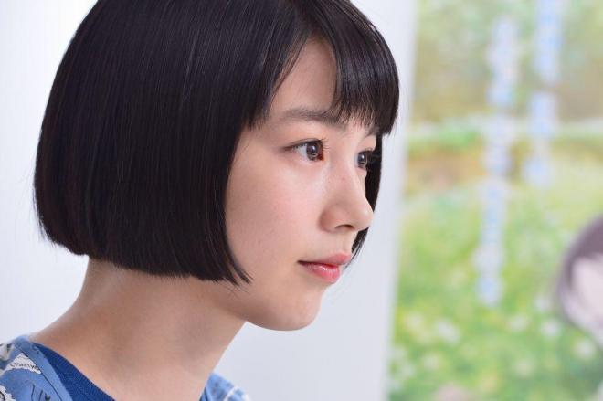 キラキラ瞳の代名詞、女優・のんさん