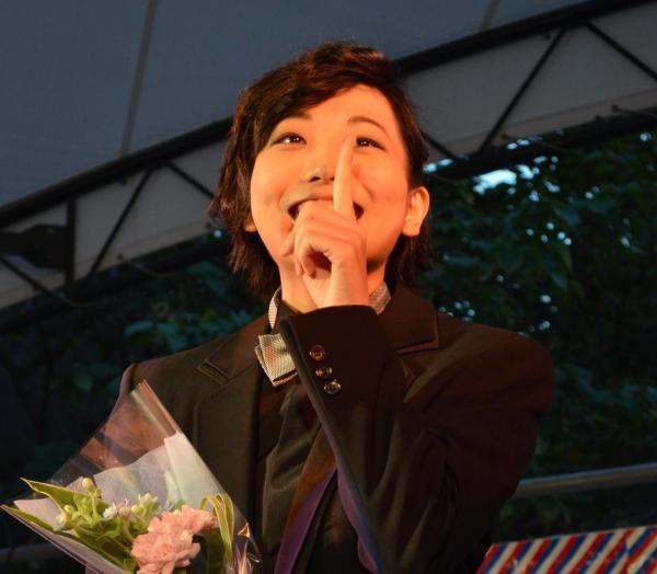 2位に選ばれた山田裕子さん