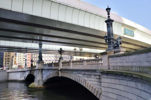 現在の日本橋