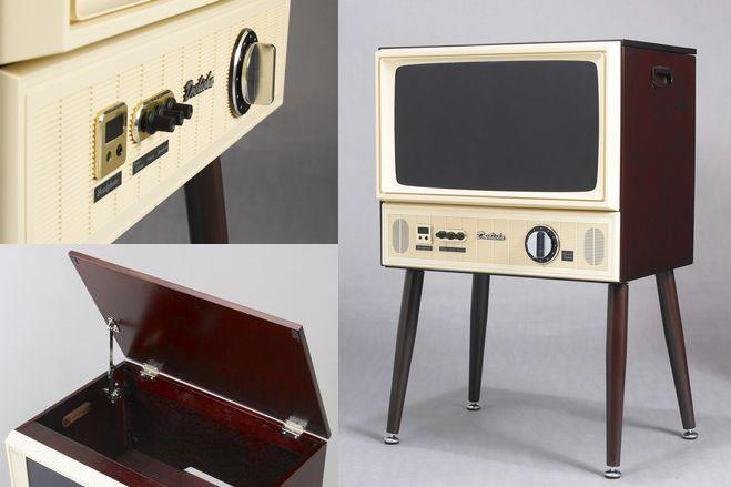 これが「20型 ハイビジョンLED液晶テレビ VT203-BR」