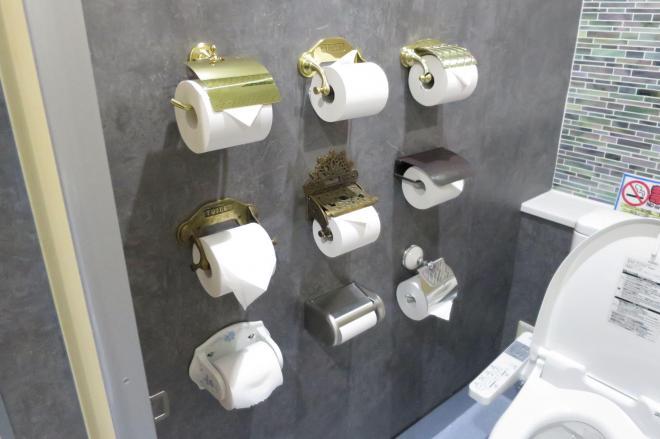 ドン・キホーテ大曲店のトイレ個室