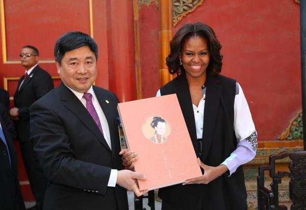 外国の首脳へのプレゼント