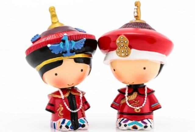 萌え萌えシリーズ、故宮の皇族ドール