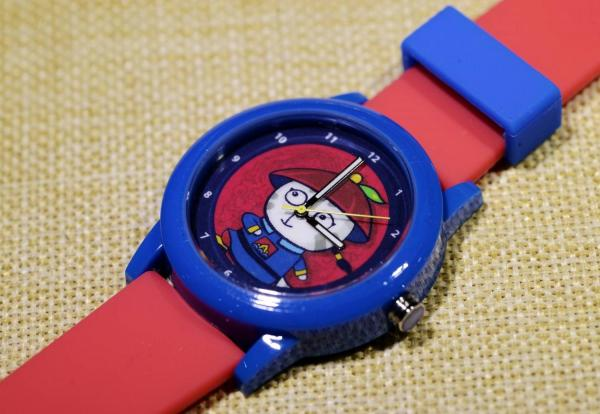 萌え故宮猫の腕時計