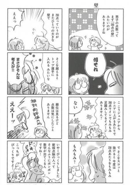 「フィギュアの季節です☆」より「壁」