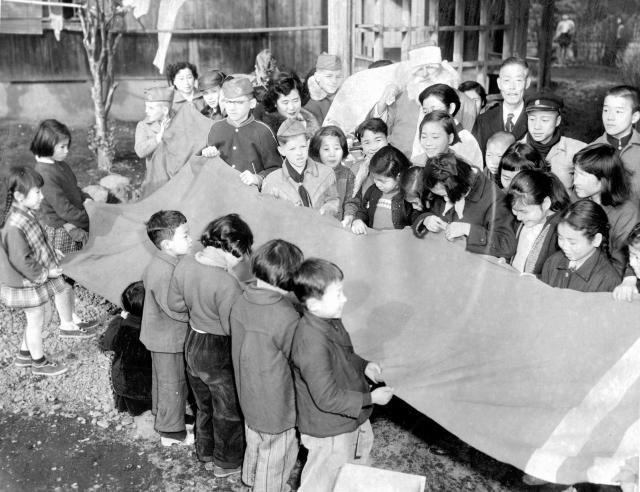 1955年12月24日、東京都世田谷区