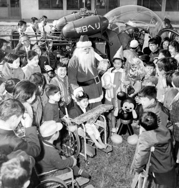 1961年12月、東京都板橋区