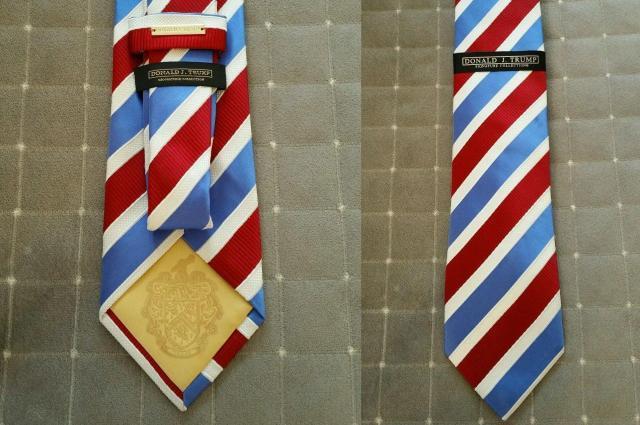 「ウルトラレア」なネクタイとして出品されているネクタイ