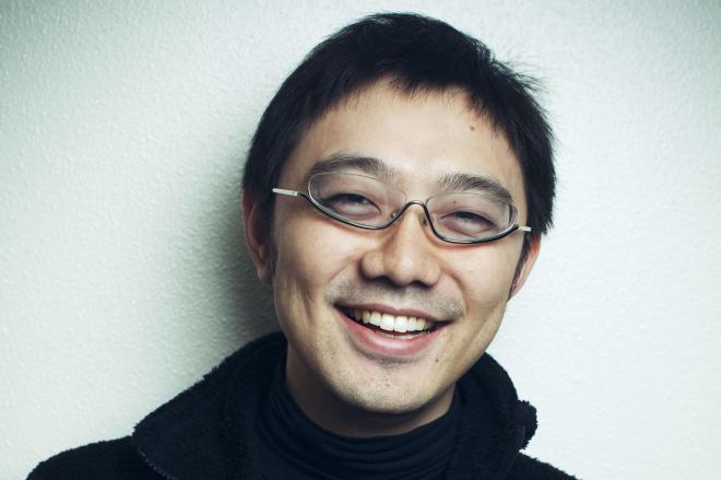 講談社を退社し、作家エージェント会社「コルク」を起業した佐渡島庸平さん(撮影:神戸健太朗)