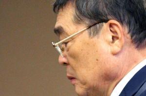 籾井会長を突き動かしたもの 「悪いことしていない」退任会見全文