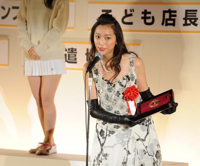 「草食男子」がトップ10に選ばれた2009年のユーキャン新語・流行語大賞。「歴女」で女優の杏さんも受賞した