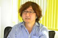 「ネット時代では、自分自身の言葉を持っていないとファンがつきにくい」と語る森川亮・C Channel社長