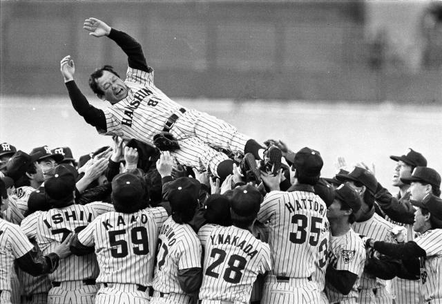 1985年、阪神タイガースは日本一に輝いた