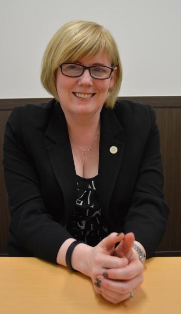 カナダのスポーツ・障害者大臣のカーラ・クワルトローさん
