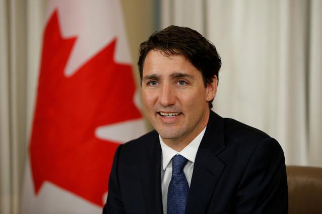 カナダのトルドー首相