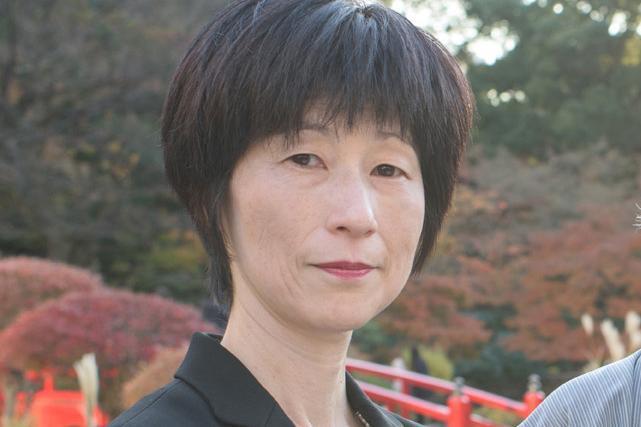井伊家17代当主の長女に生まれた井伊裕子さん