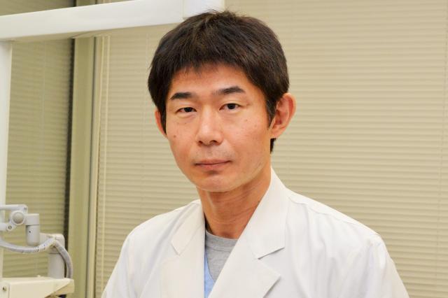 優しく教えてくれた福井県済生会病院の口腔外科医長である山口智明さん