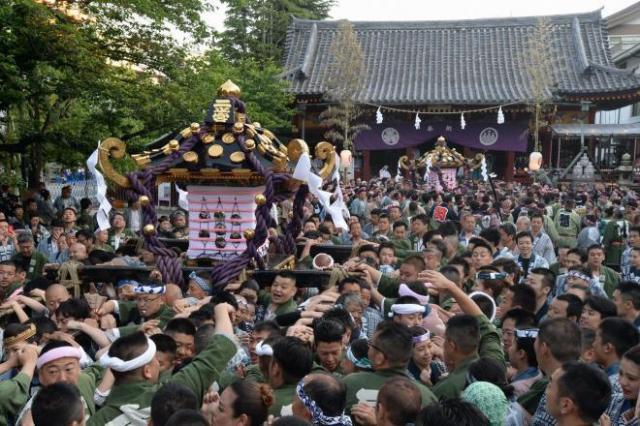 東京・浅草神社の三社祭限定御朱印も転売された