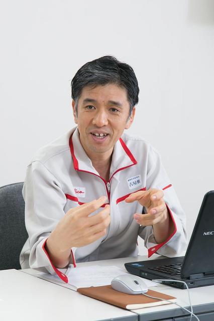 グリコ健康科学研究所チームリーダーの古屋敷隆さん
