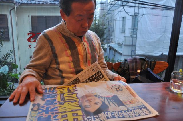 今回の騒動について、見解を述べる島田さん