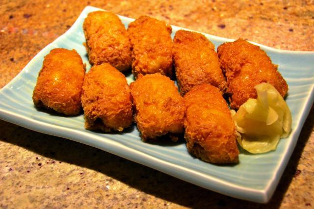 「おつな寿司」のいなりずし=東京都港区