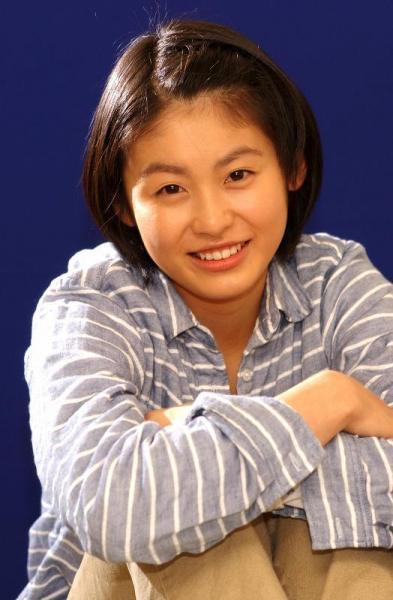 本仮屋ユイカさん=2005年3月25日