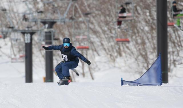 「スポーツをする意味を僕なりに考えるようになった」と語る緑夢さん=竹谷俊之撮影