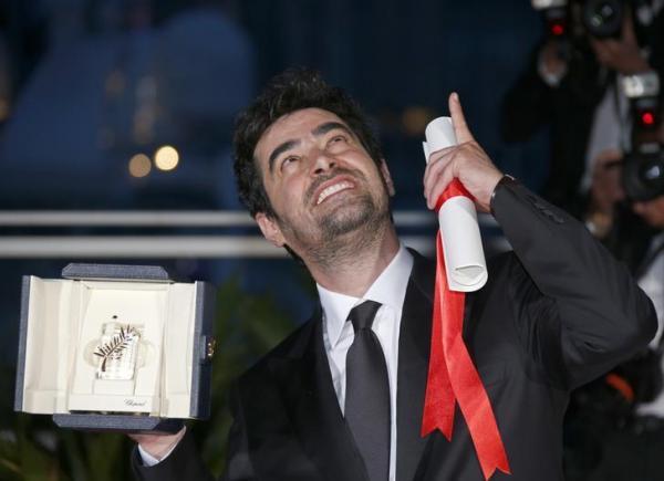 俳優のシャハブ・ホセイニさん