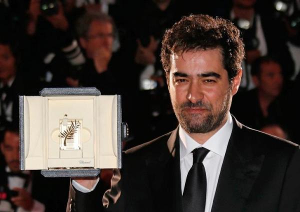 今のイランのイケメン代表格、俳優のシャハブ・ホセイニさん